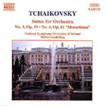 Tchaikovsky: Orchestral Suites (CD)