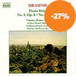 Brahms: Piano Trios (CD)