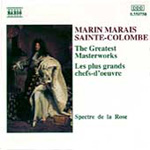 Marais/Sainte-Colombe: Greatest Masterworks (CD)