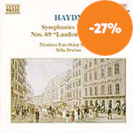 Haydn: Symphonies, Vol.12 (CD)