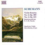 Schumann: Violin Works (CD)