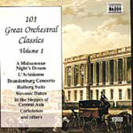 101 Great Orchestral Classics, Vol 1 (CD)