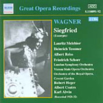 Wagner: Siegfried - Excerpts (CD)