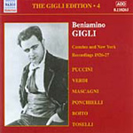 Gigli Edition Vol 4 (CD)