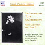Rachmaninov: Piano Concertos Nos 2 & 3 (CD)