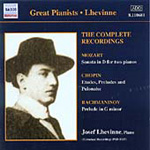 Josef Lhevinne - The Complete Recordings (CD)