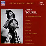 Great Singers - Jennie Tourel (CD)