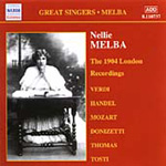 Nellie Melba Complete Gramophone Recordings, Vol 1 (CD)