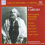 The Great Singers - Caruso, Vol 11 (CD)