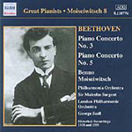 Beethoven: Piano Concertos Nos 3 & 5 (CD)