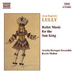 Lully: Ballet Music (CD)