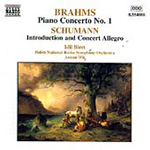 Brahms: Piano Concerto No. 1; Schumann: Introduction and Concert Allegro (CD)