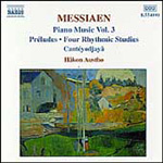 Messiaen: Piano Works, Volume 3 (CD)