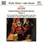 Hume: Poeticall Musicke, Vol.1 (CD)