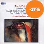 Scriabin: Preludes Vol 2 (CD)