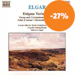 Produktbilde for Elgar: Enigma Variations (CD)