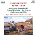 English String Miniatures (CD)