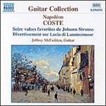 Coste: Guitar Works (CD)