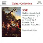 Sor: Guitar Works, Opp 1-5 (CD)