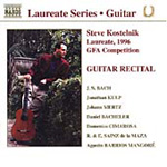 Guitar Recital - Steve Kostelnik (CD)