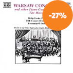 Warsaw Concerto and other Piano Concertos from The Movies (CD)