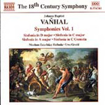 Vanhal: Symphonies, Vol 1 (CD)