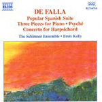 Falla: Chamber Works (CD)