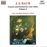 Bach: Sonatas & Partitas for Solo Violin, Vol 2 (CD)