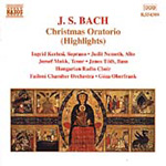 Bach: Christmas Oratorio (excs) (CD)