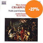 Produktbilde for Charpentier: Noëls and Christmas Motets (CD)