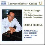 Guitar Laureate (CD)
