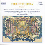 The Best of Opera, Vol. 4 (CD)