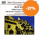 Balada: Orchestral Works (CD)