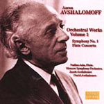 Avshalomoff: Orchestral Works, Vol 1 (CD)