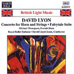 Lyon: Orchestral Works (CD)