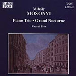 Mosonyi: Works for Piano Trio (CD)