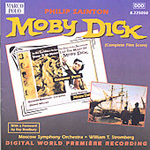 Stainton: Moby Dick (CD)