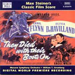 Steiner: They Died With Their Boots On (CD)