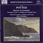 Potter: Orchestral Works (CD)