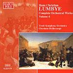 Lumbye: Complete Orchestral Works, Volume 4 (CD)