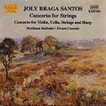 Braga Santos: Music for Strings (CD)