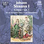Strauss, J: Orchestral Works, Vol 3 (CD)