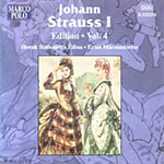 Strauss, J: Edition, Vol 4 (CD)