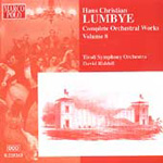 Lumbye: Complete Orchestral Works, Vol 8 (CD)