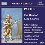 Pacius: The Hunt of King Charles (CD)