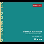 Buxtehude: Complete Works for Organ, Vol 3 (CD)