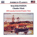 Piston: Chamber Works (CD)