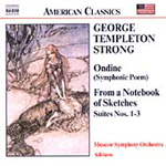 Strong: Orchestral Works, Vol 3 (CD)