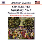 Ives: Symphony No 3 (CD)