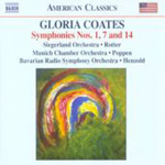 Coates, G: Symphonies Nos 1, 7 and 14 (CD)